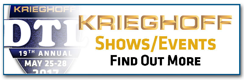 Krieghoff Shows and Events 2016